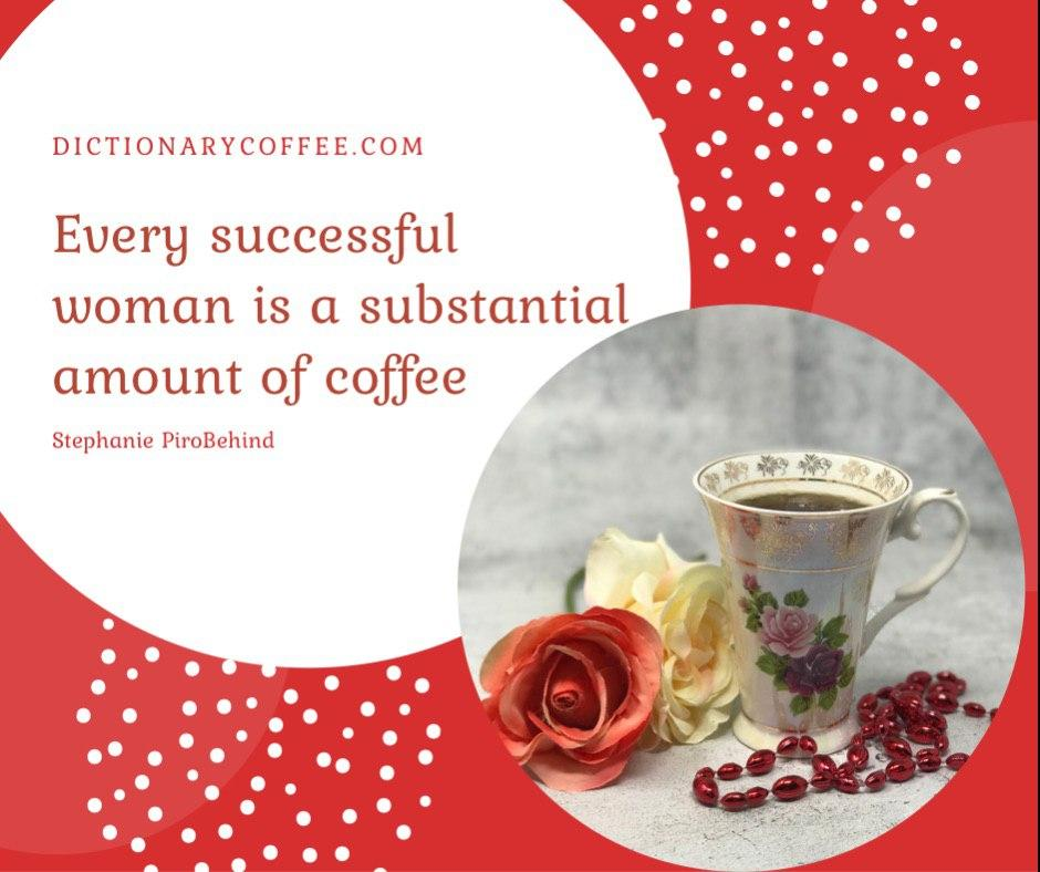 Funny coffee quotes for women